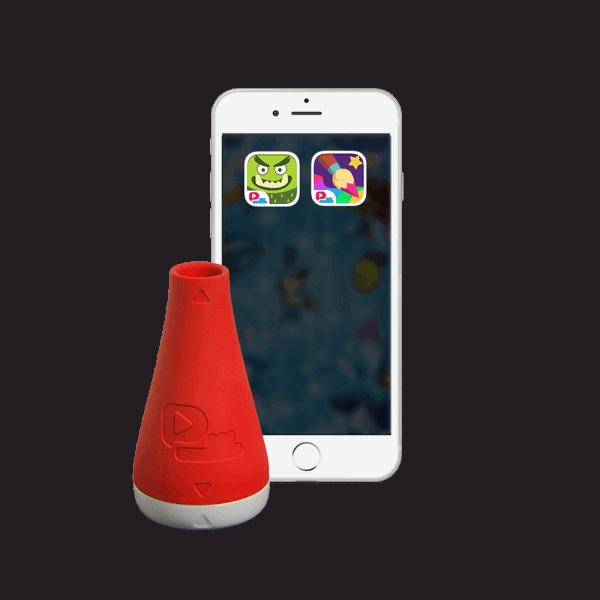 Playbrush Smart Red