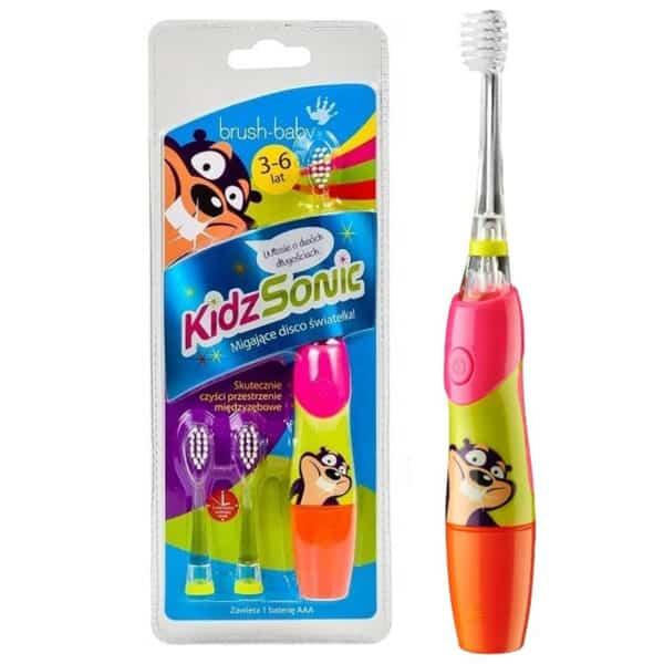 Brush baby kidz Sonic toothbrush