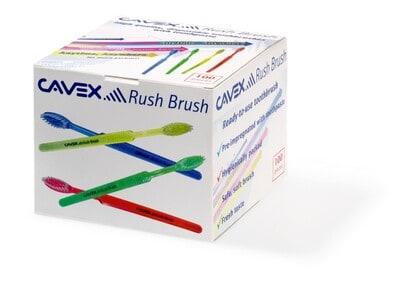 Cavax Rush Brush