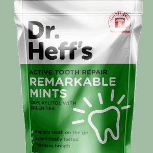 Dr Heff's mints