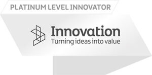 Platinum Innovator Stamp