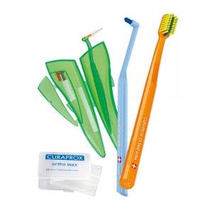 Curaprox ortho care kit