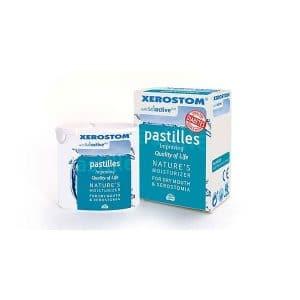 Xerostom, dry mouth pastilles