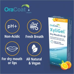 Xyligel for dry mouth relief