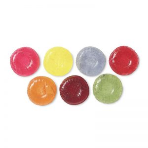 Classic Fruits Hard Candies