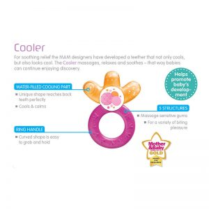 Mam Cooler Teether