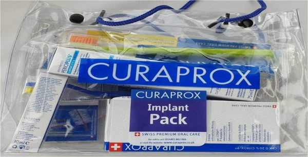 Implant care pack