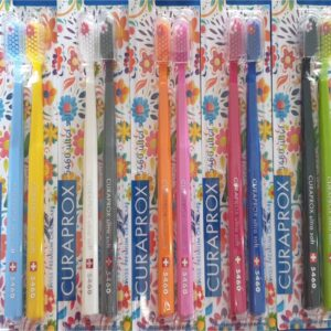 Curaprox toothbrush twin pack
