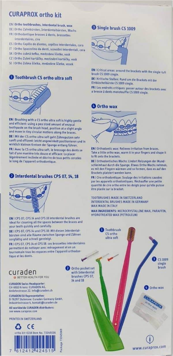 ortho care kit