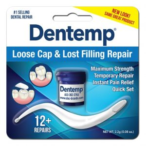 Dentemp first aid for teeth