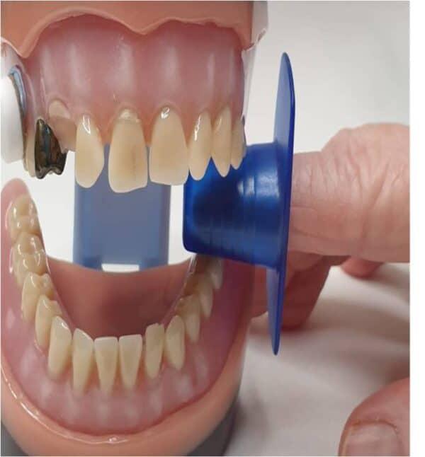 Dentocare finger shield