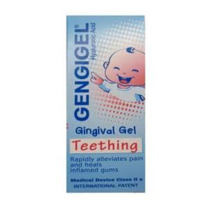 Teething gel from Gengigel