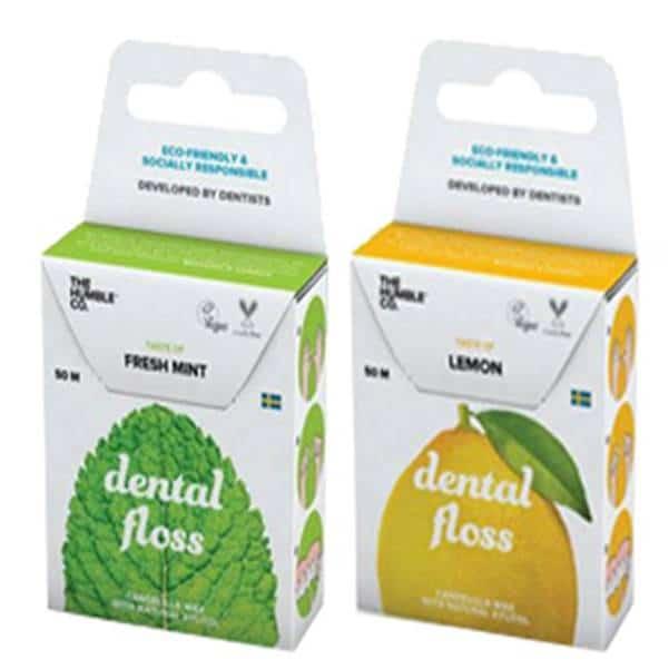 Eco friendly dental floss