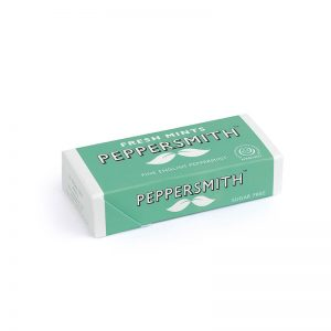 Peppersmith Peppermint Mints