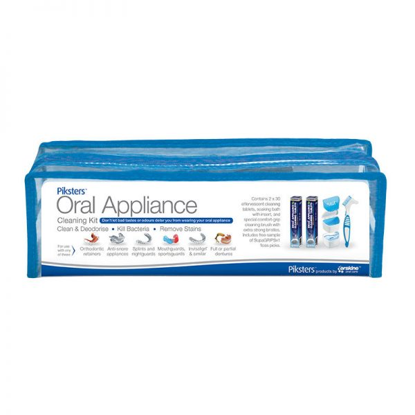 Oral Appliance Care Kit