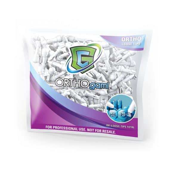 Gumchucks Orthogami 200pk Tips