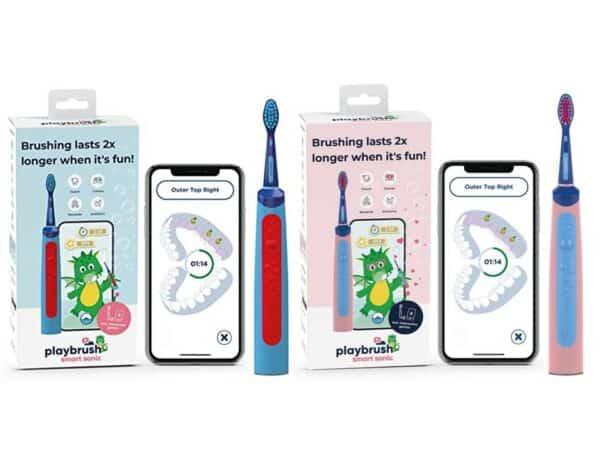Playbrush smart sonic toothbrush