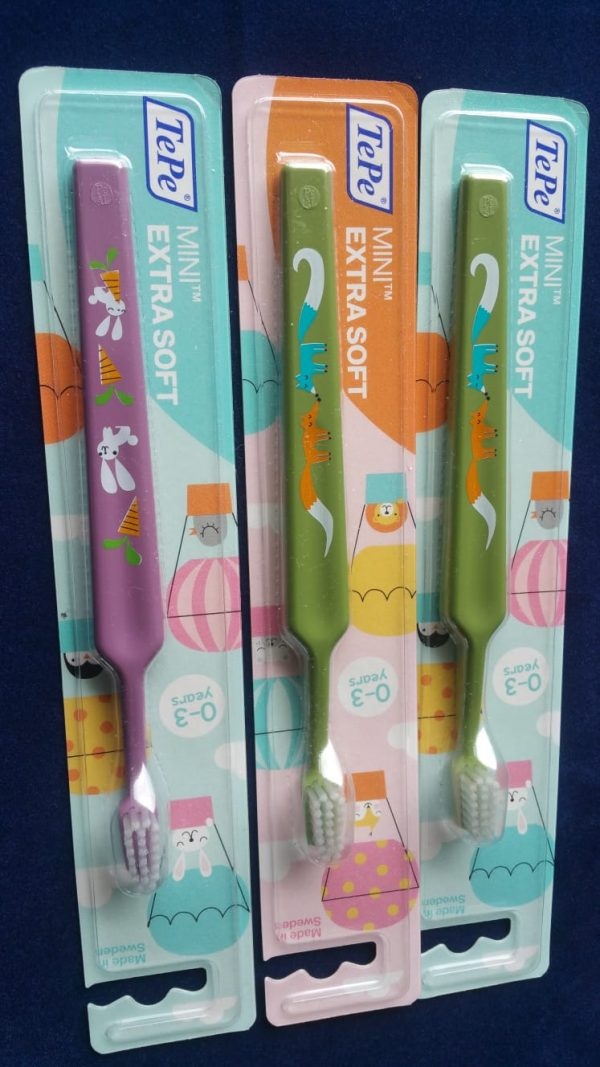 Tepe Manual Kids Toothbrush