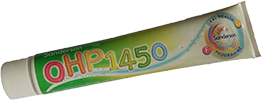 image of ohp toothpaste