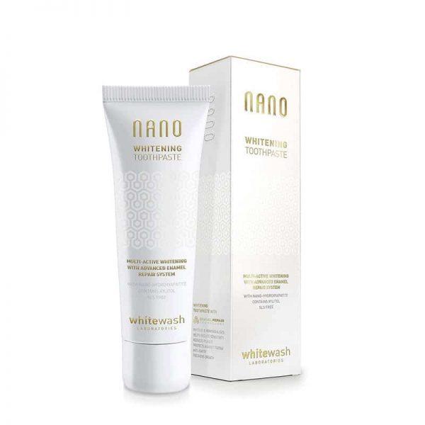 Whitewash Nano whitening toothpaste