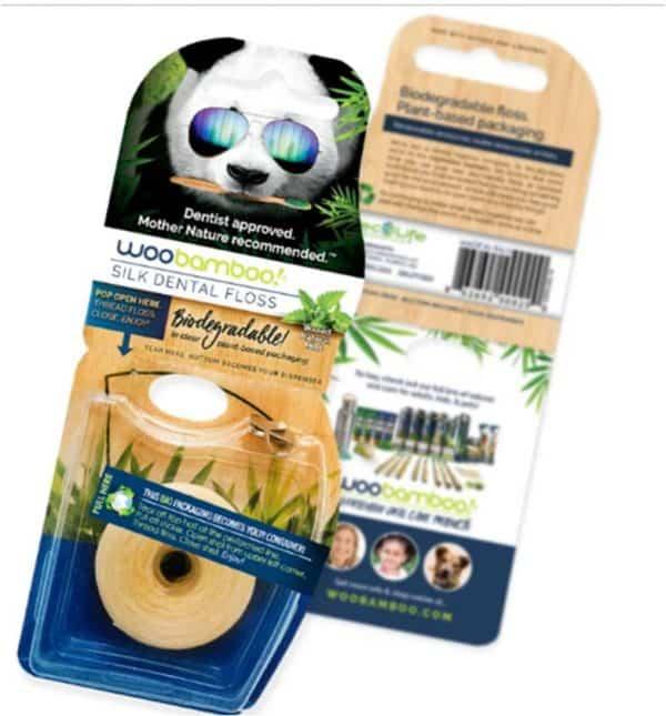 biodegradable floss