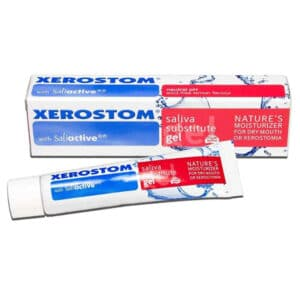 Xerostom saliva replacement gel
